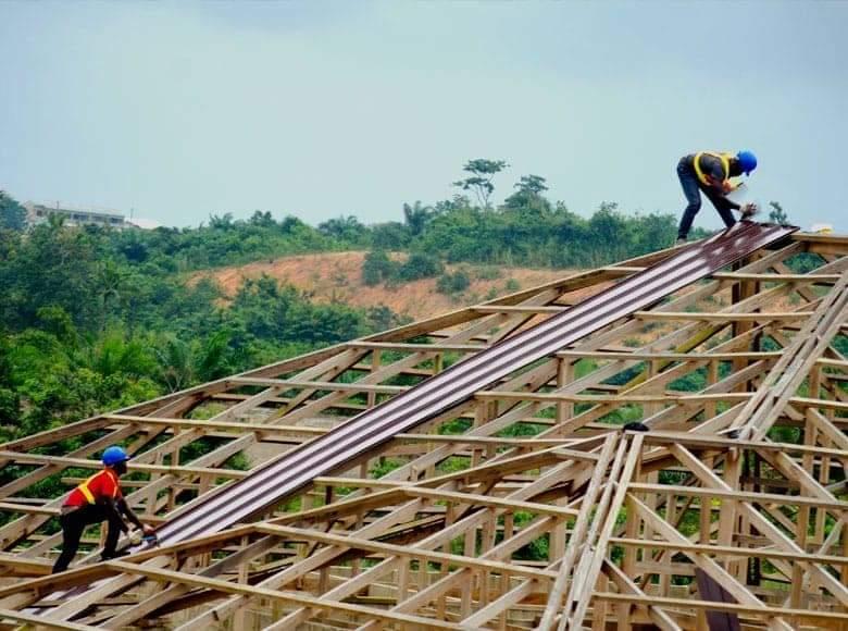 complex roof repairs