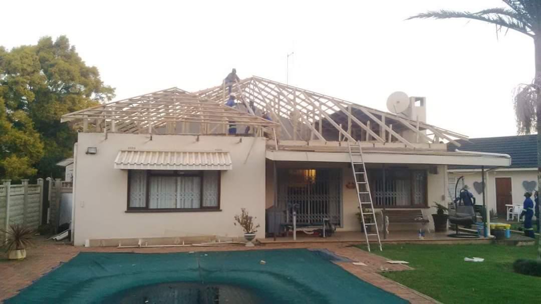 roof repairs rustenburg